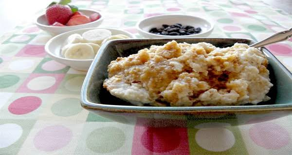 Low Calorie Oatmeal Recipes  10 Best Low Fat Crock Pot Oatmeal Recipes