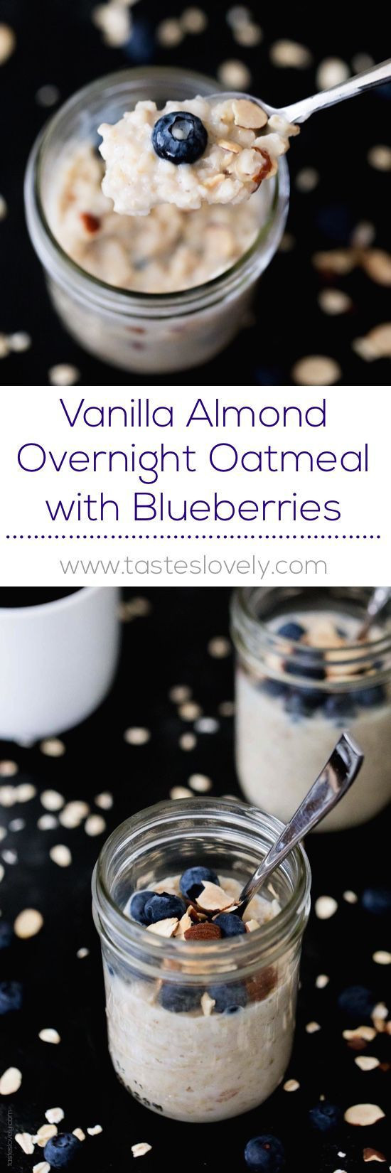 Low Calorie Overnight Oats  Best 25 Low calorie breakfast ideas on Pinterest