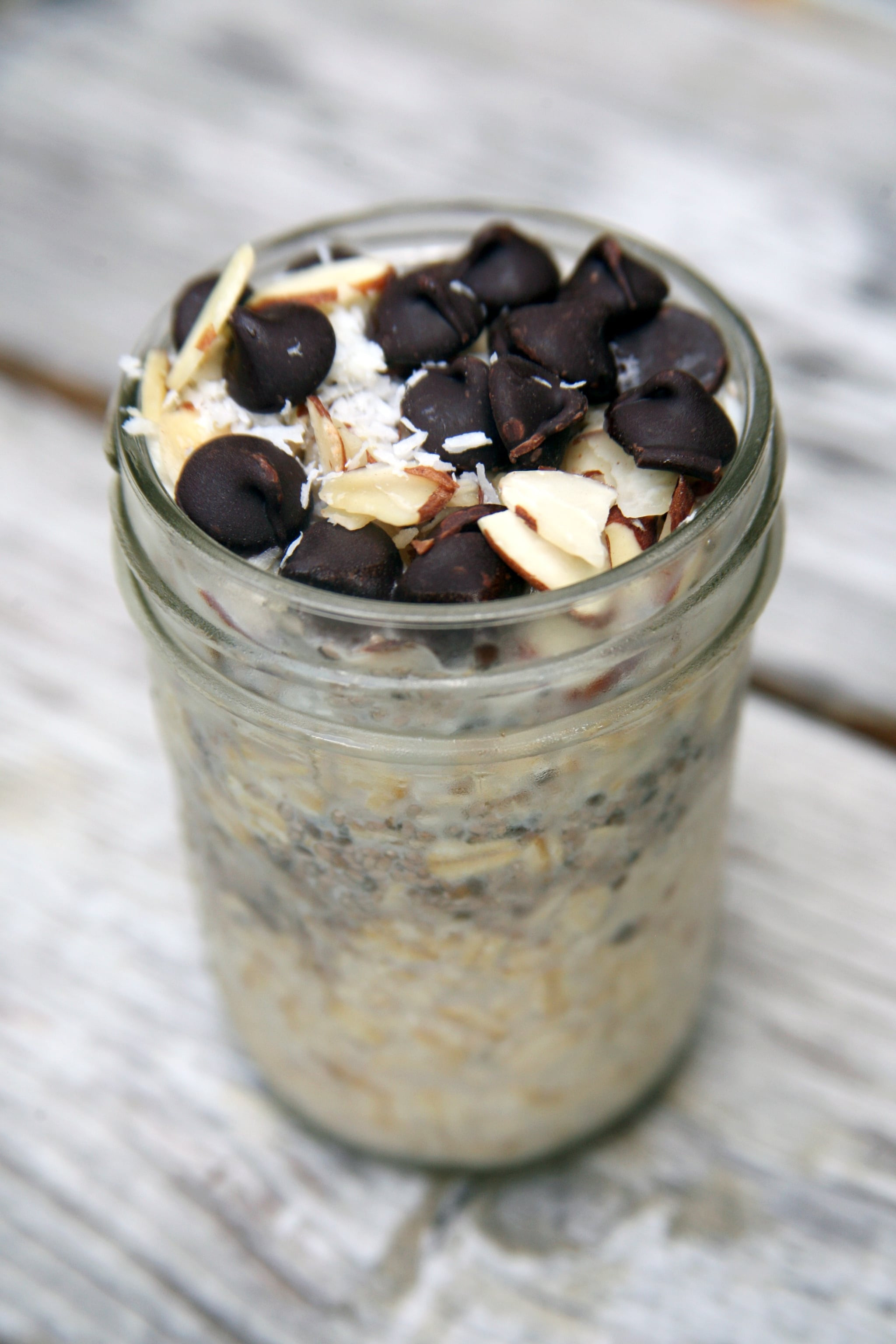 Low Calorie Overnight Oats  How to Make Low Calorie Overnight Oats