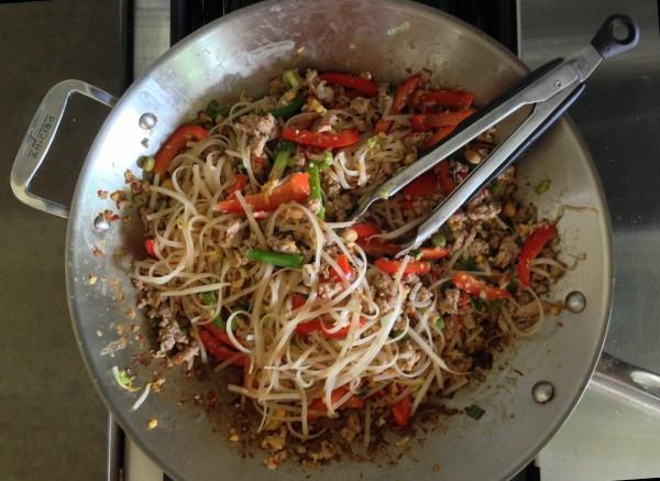 Low Calorie Pad Thai  Pad Thai Recipe