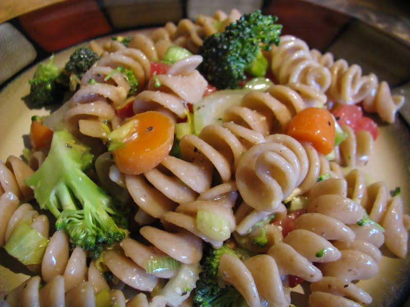 Low Calorie Pasta Salad Recipes  Clover House Low Calorie Pasta Salad