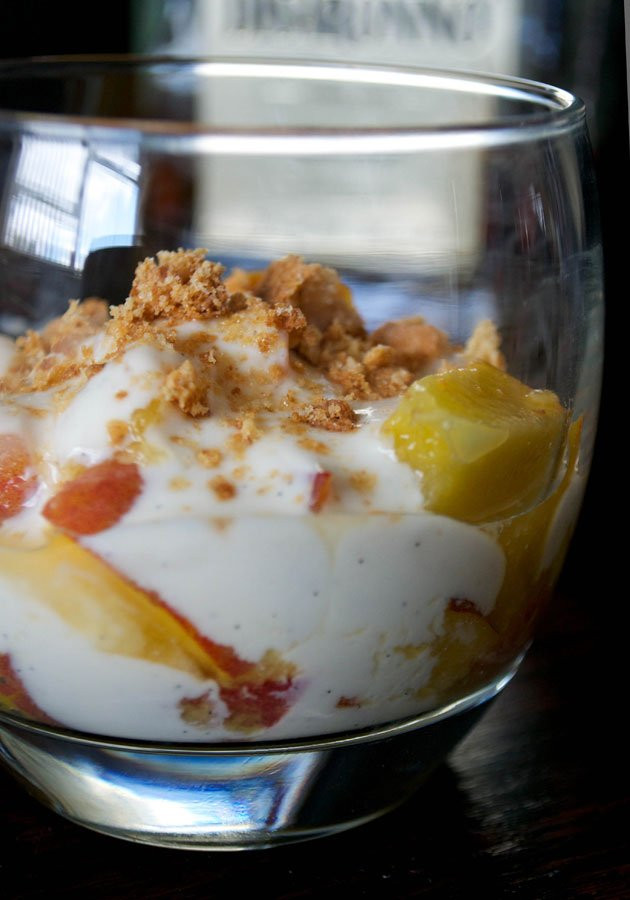 Low Calorie Peach Recipes  Healthy recipes Low fat summer desserts Yahoo Lifestyle UK