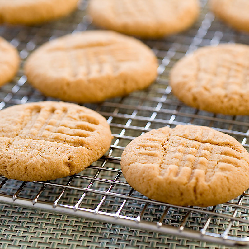 Low Calorie Peanut Butter Cookies Recipe  Low Fat Peanut Butter Cookies Recipe — Dishmaps