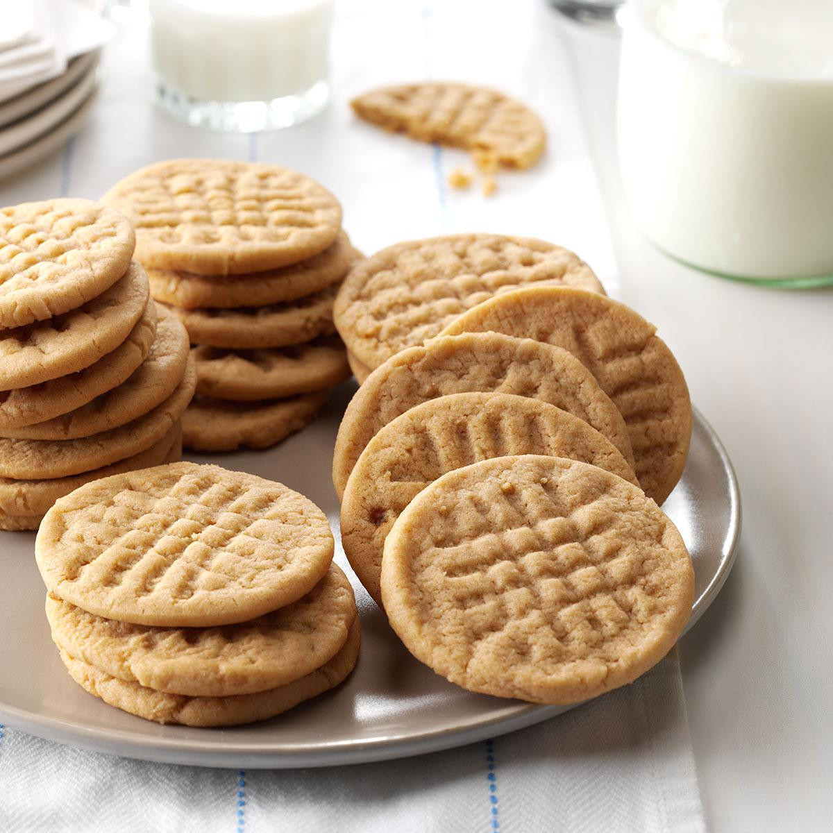 Low Calorie Peanut Butter Cookies Recipe  Low Fat Peanut Butter Cookies Recipe