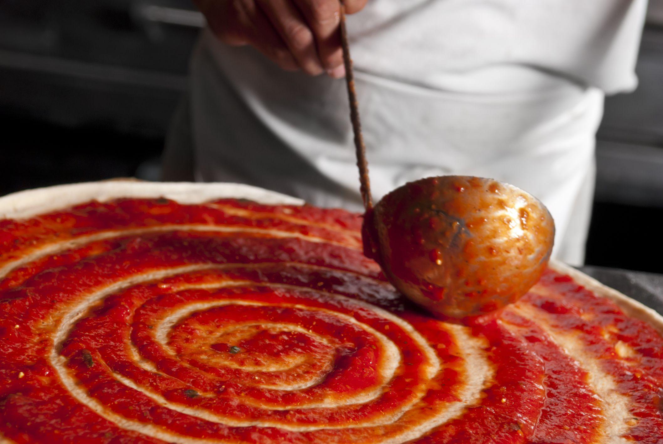 Low Calorie Pizza Sauce  Easy Low Calorie Pizza Sauce Recipe