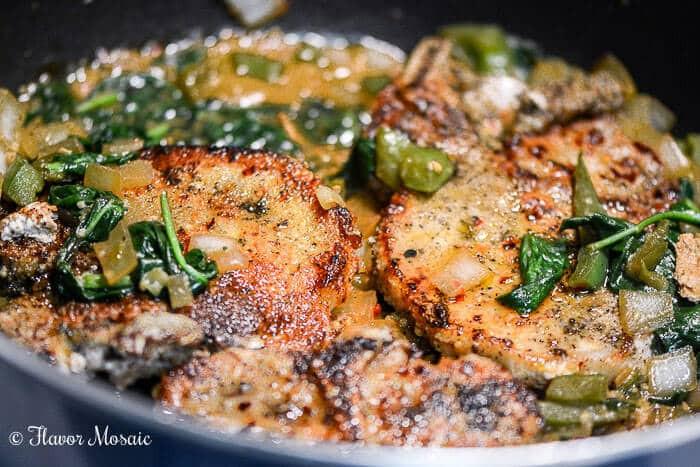 Low Calorie Pork Chop Recipes  low carb baked pork chops