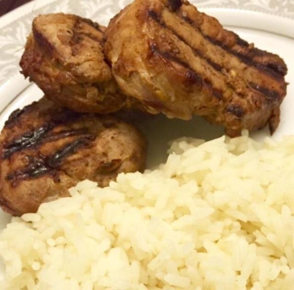 Low Calorie Pork Recipes  Low Fat Asian Pork Medallions Recipe