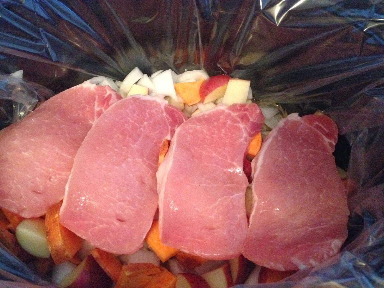 Low Calorie Pork Recipes  The Simple Life Low Calorie Crockpot Pork Chops