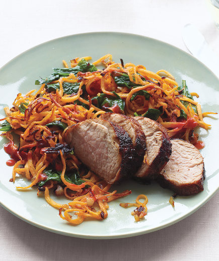 Low Calorie Pork Recipes  18 Easy Low Calorie Dinner Recipes Real Simple