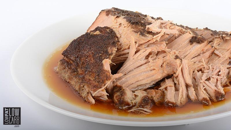 Low Calorie Pork Recipes  7 Low Fat The Go Recipes Low Fat Low Carb