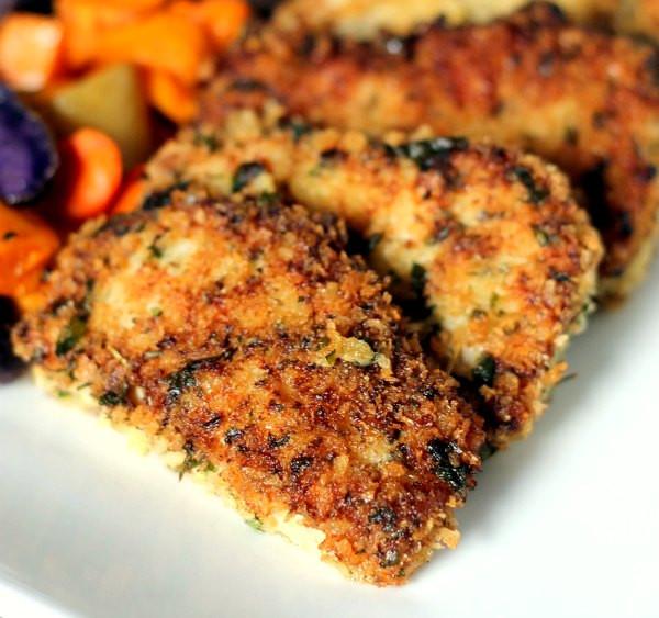 Low Calorie Pork Tenderloin Recipes  Healthy Crispy Dijon Pork Tenderloin Recipe