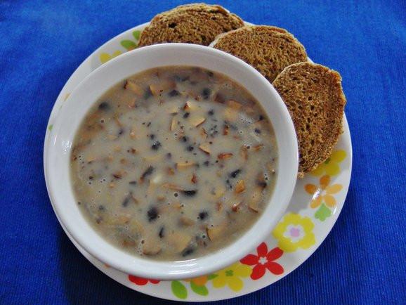 Low Calorie Portobello Mushroom Recipes  Low Fat Portobello Mushroom Soup Recipe