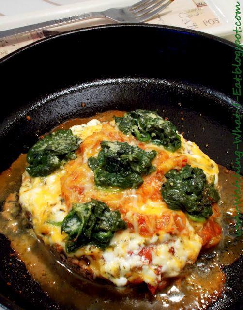 Low Calorie Portobello Mushroom Recipes  stuffed portobello mushrooms italian style ve arian