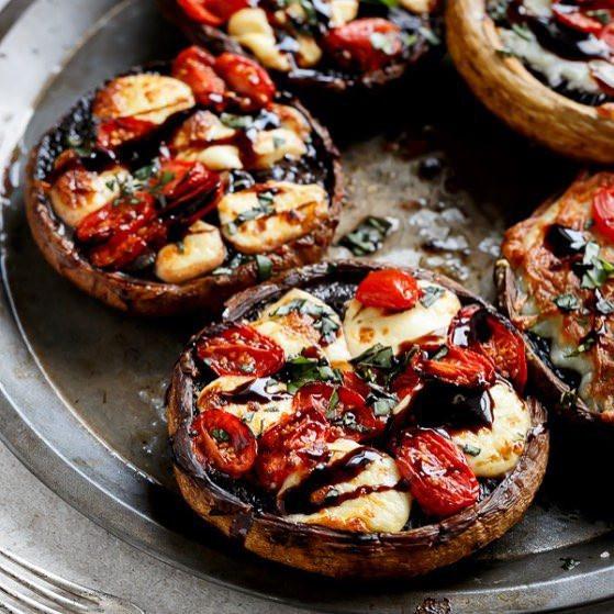 Low Calorie Portobello Mushroom Recipes  10 Best Portobello Mushroom Low Calorie Recipes