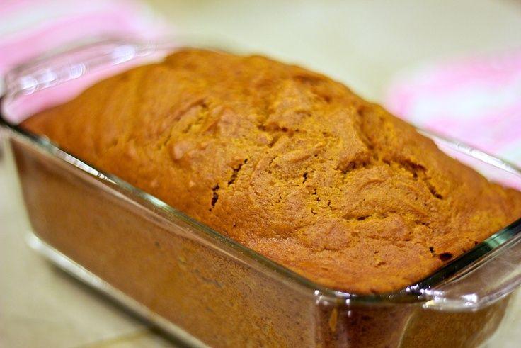 Low Calorie Pumpkin Bread  21 best images about Low Calorie on Pinterest