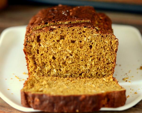 Low Calorie Pumpkin Bread  Low Fat Pumpkin Bread Recipe With Oats – on Craftsy