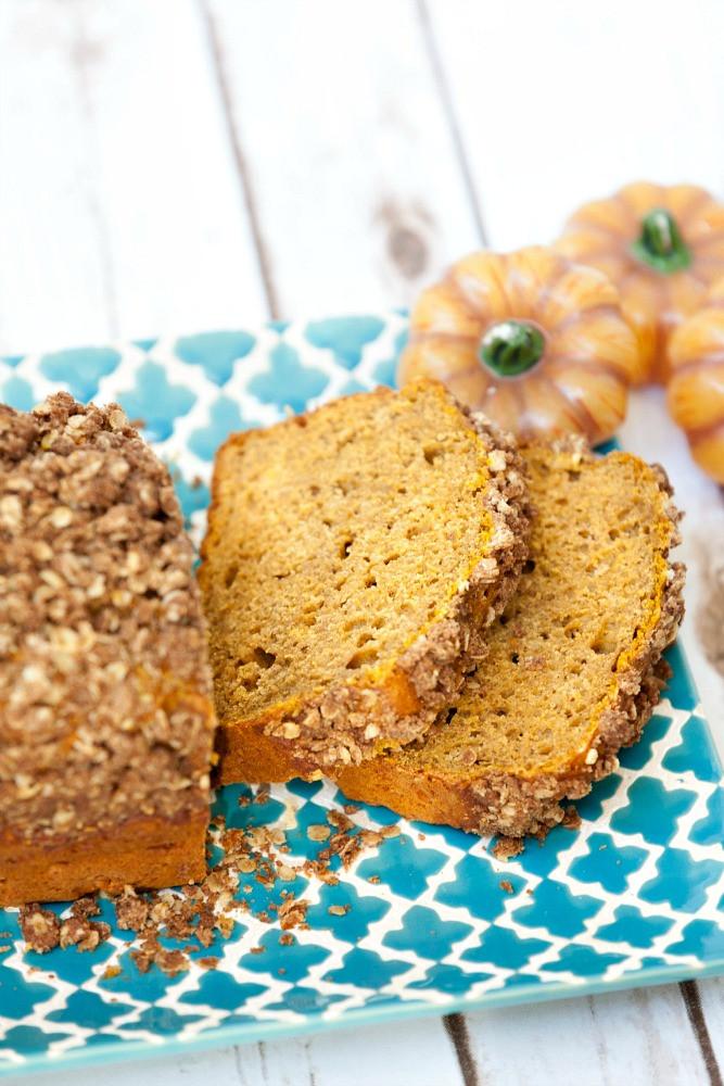 Low Calorie Pumpkin Bread  low calorie pumpkin bread