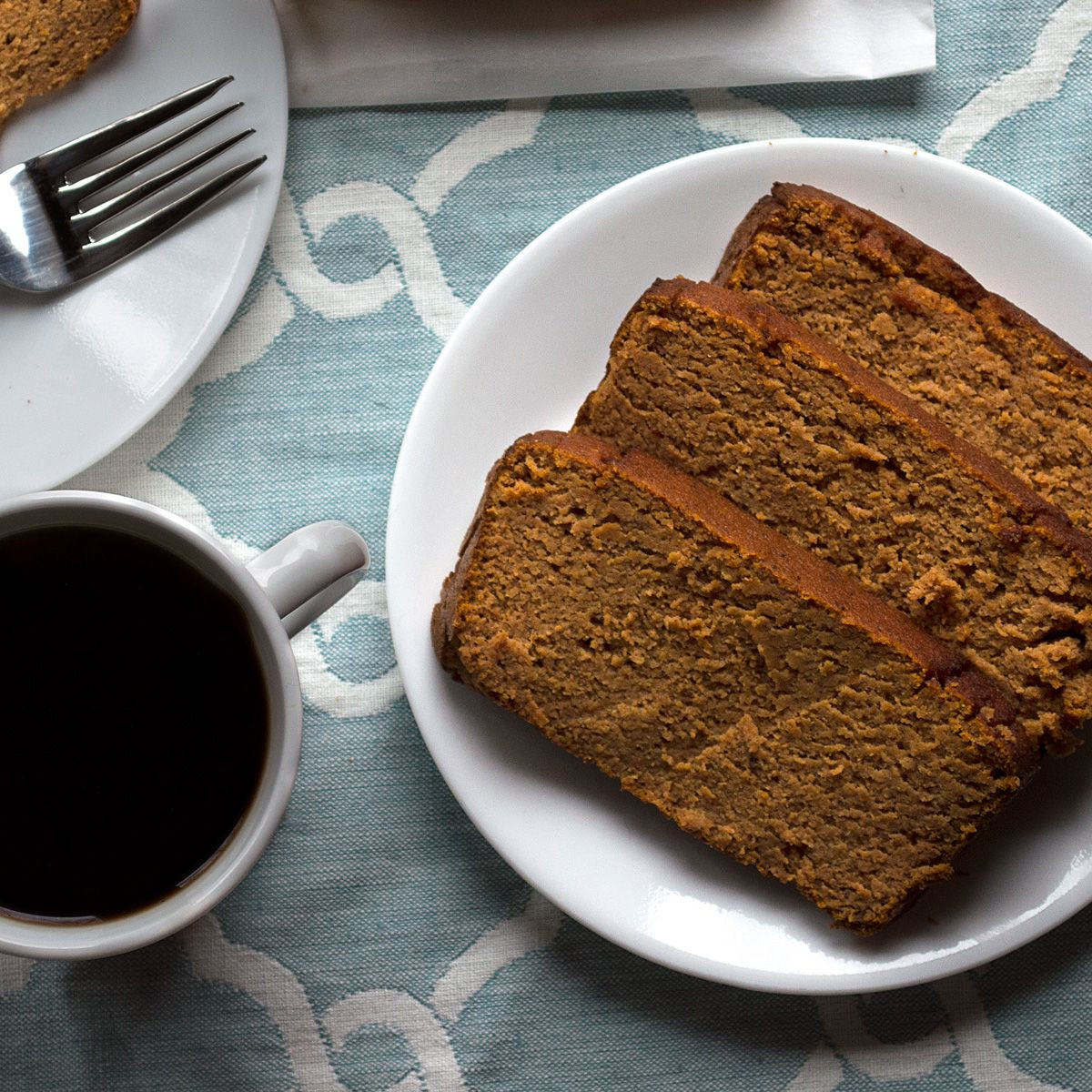 Low Calorie Pumpkin Bread  low calorie pumpkin bread recipe