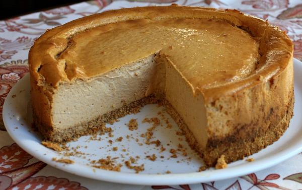 Low Calorie Pumpkin Dessert Recipes  Low Fat Pumpkin Cheesecake