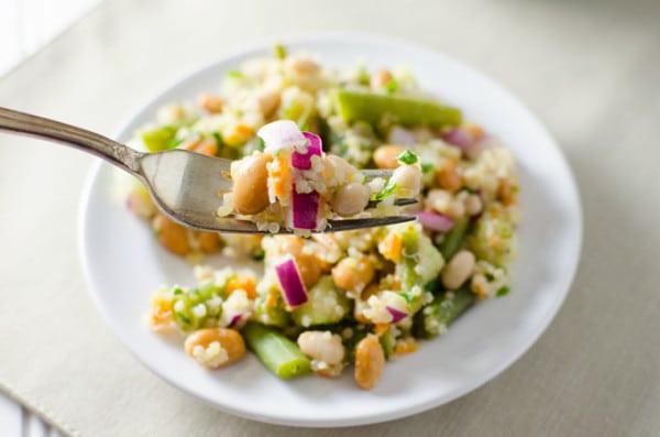 Low Calorie Quinoa Salad  11 Low Fat Vegan Recipes Vegan Food Lover
