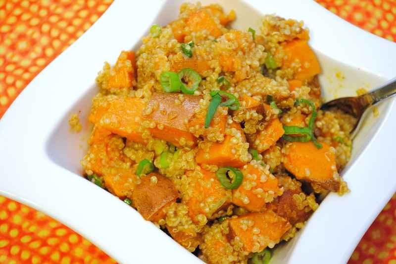 Low Calorie Quinoa Salad  Low fat Quinoa Salad