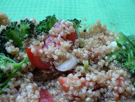 Low Calorie Quinoa Salad  Low Fat Quinoa Recipes