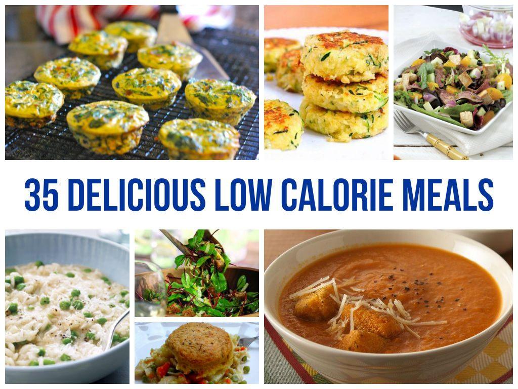 Low Calorie Recipes For Dinner  Low Calorie Meals