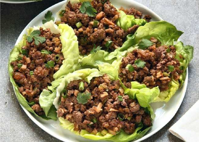Low Calorie Recipes Ground Beef  Top 10 Ground Beef Recipes That Go Lean and Healthy