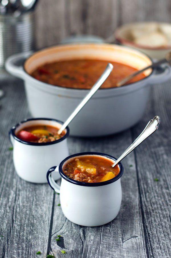 Low Calorie Soup Recipes Under 100 Calories  100 Low calorie recipes on Pinterest