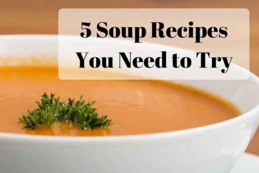 Low Calorie Soup Recipes Under 100 Calories  5 Mouthwatering Soups Under 100 Calories