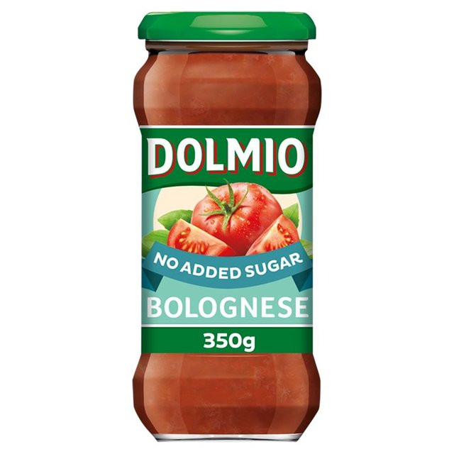 Low Calorie Spaghetti Sauce  Dolmio Bolognese Low Fat Pasta Sauce 320g from Ocado