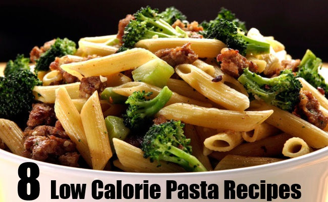 Low Calorie Spaghetti  8 Low Calorie Pasta Recipes That You Will Love