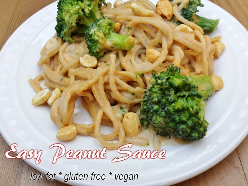 Low Calorie Stir Fry Sauce Recipes  Low Fat Stir Fry Peanut Sauce–Gluten Free