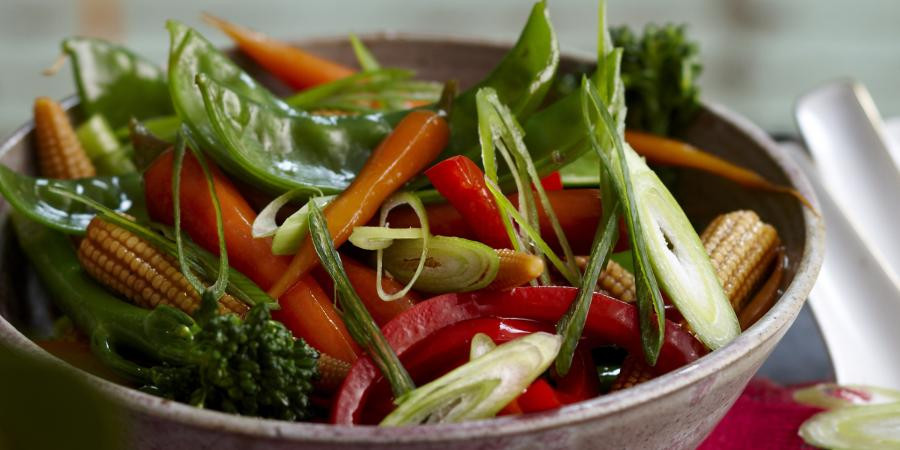 Low Calorie Stir Fry Sauce Recipes  Stir fried ve ables in oyster sauce