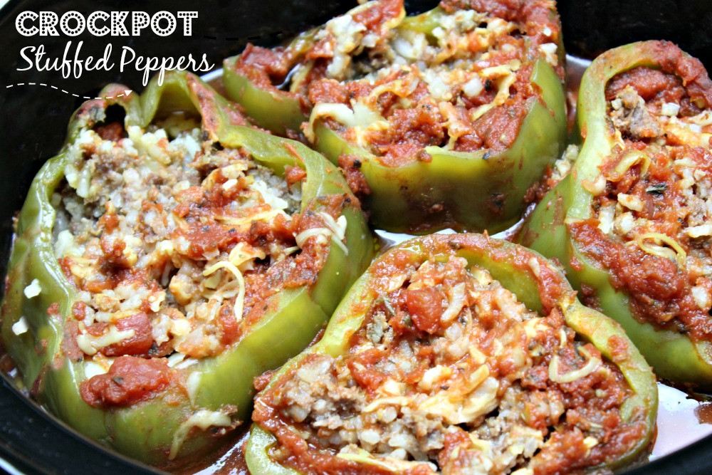 Low Calorie Stuffed Bell Peppers  Healthy Stuffed Peppers the BEST and easiest recipe
