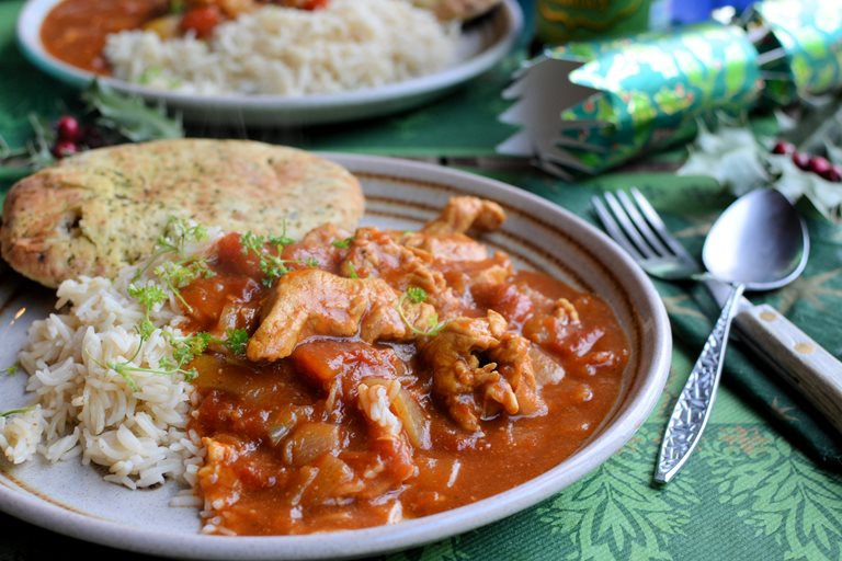 Low Calorie Turkey Recipes  Low calorie turkey curry recipe Great British Chefs