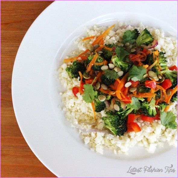 Low Calorie Vegetable Recipes  Low Fat Ve able Recipes Lose Weight LatestFashionTips