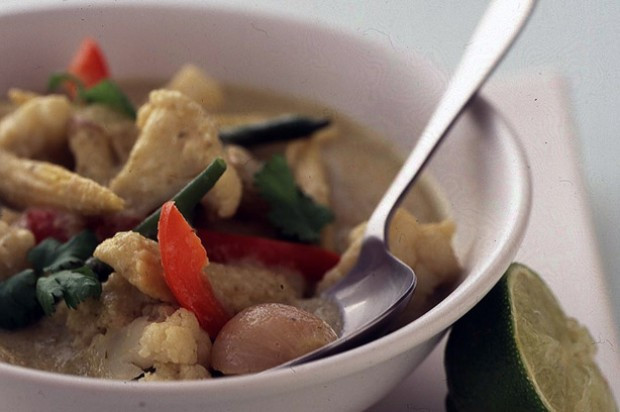 Low Calorie Vegetable Recipes  Low calorie Thai green ve able curry recipe goodtoknow