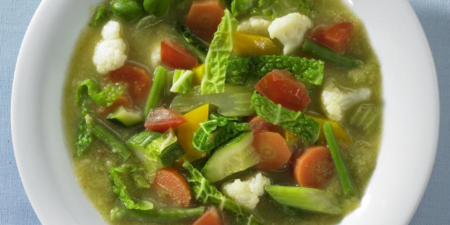 Low Calorie Vegetable Recipes  Low Fat Ve able Soup
