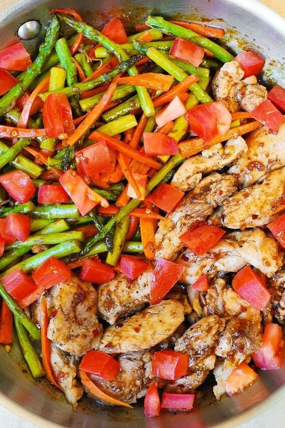 Low Calorie Vegetable Side Dishes  Asparagus Low calorie meals and Ve ables on Pinterest