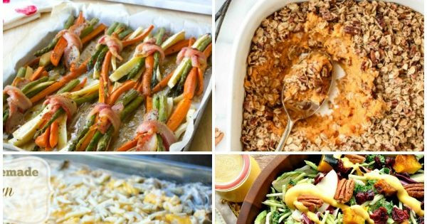 Low Calorie Vegetable Side Dishes  Recipes to make the best healthy and low calorie