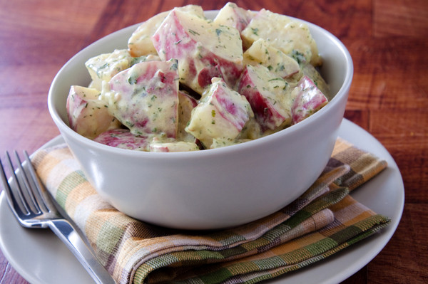 Low Calorie Vegetable Side Dishes  Light Side Dish Recipe Low Calorie Potato Salad – 12 Tomatoes
