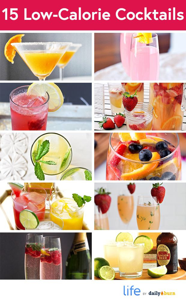 Low Calorie Vodka Drinks  15 Low Calorie Cocktails That Are Better Than Vodka Soda