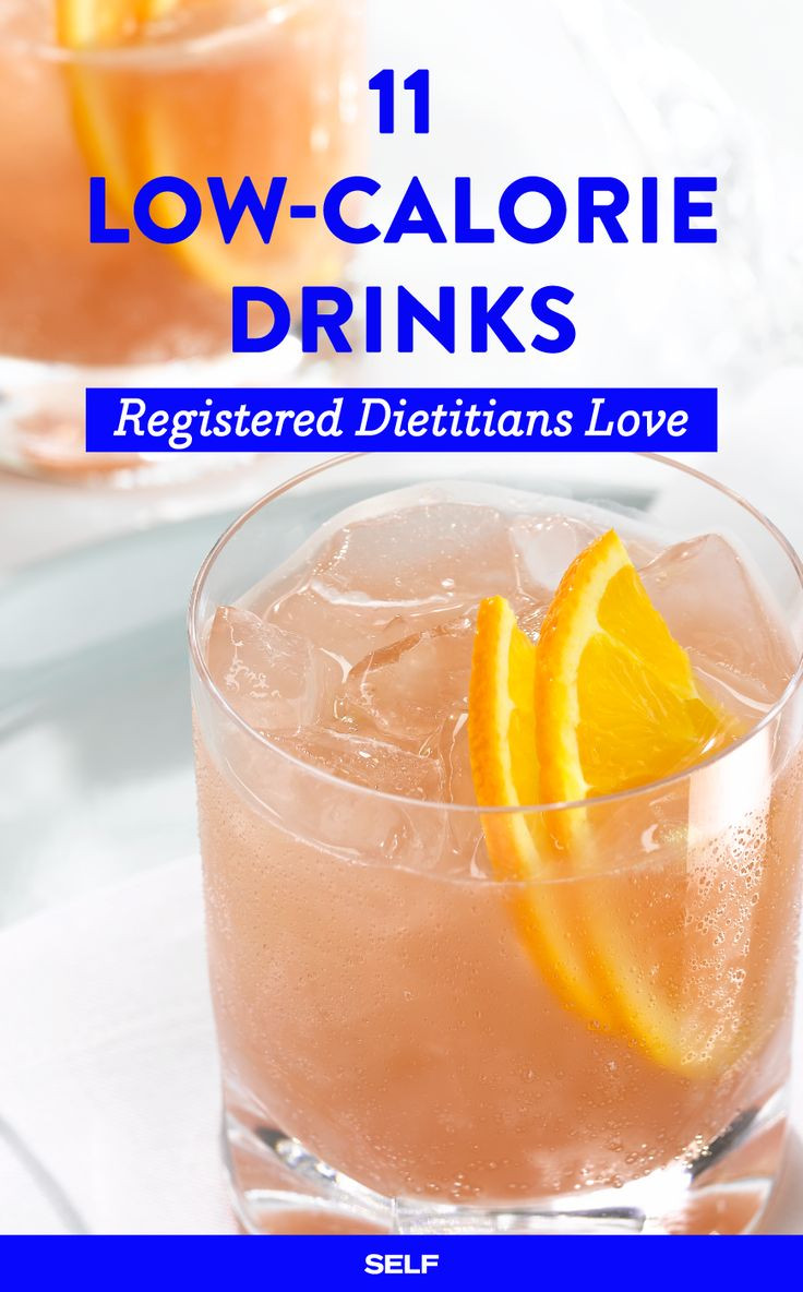 Low Calorie Vodka Drinks To Order At A Bar  11 Low Calorie Alcoholic Drinks Registered Dietitians Love
