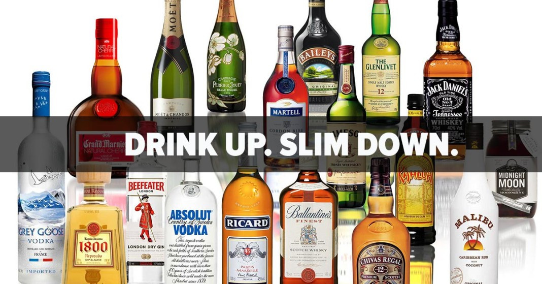 Low Calorie Whiskey Drinks  low calorie vodka mixed drinks