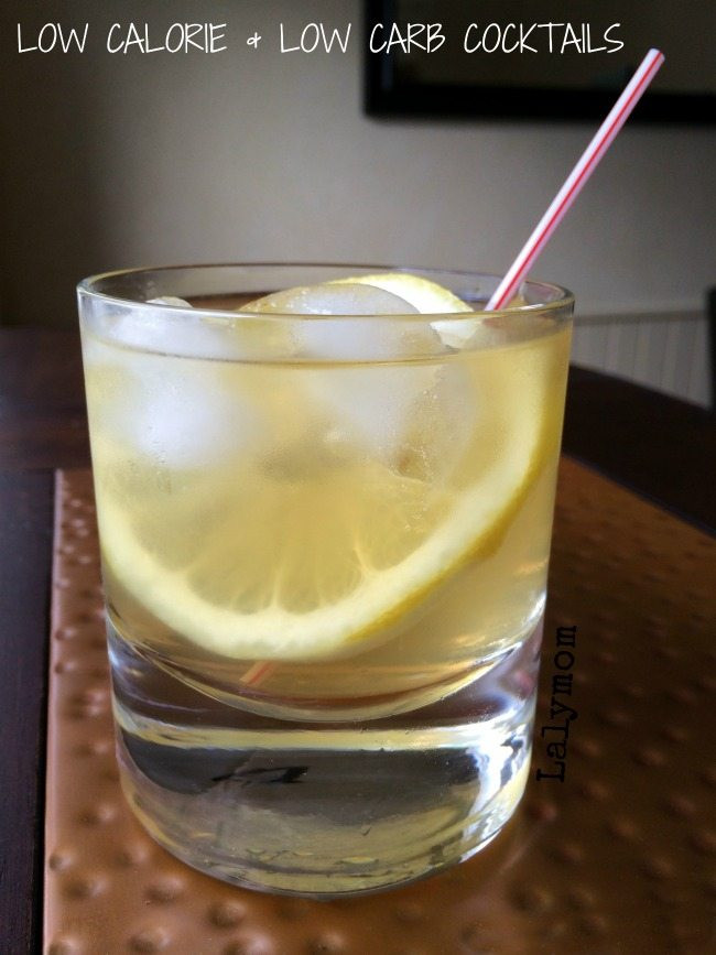 Low Calorie Whiskey Drinks  Low Carb and Low Calorie Cocktails Mixers and Drink Ideas