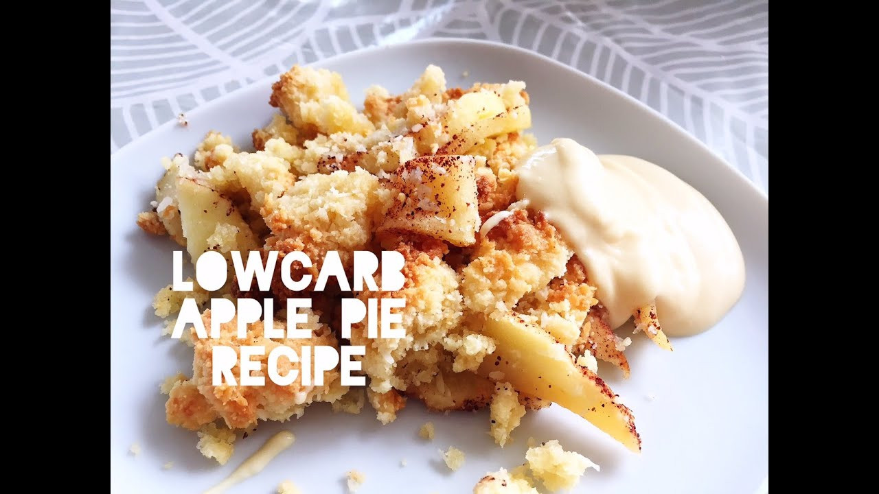 Low Carb Apple Recipes  low carb zucchini apple pie