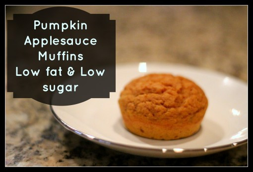 Low Carb Applesauce  Pumpkin Applesauce Muffins Trim Healthy Mama E Grassfed