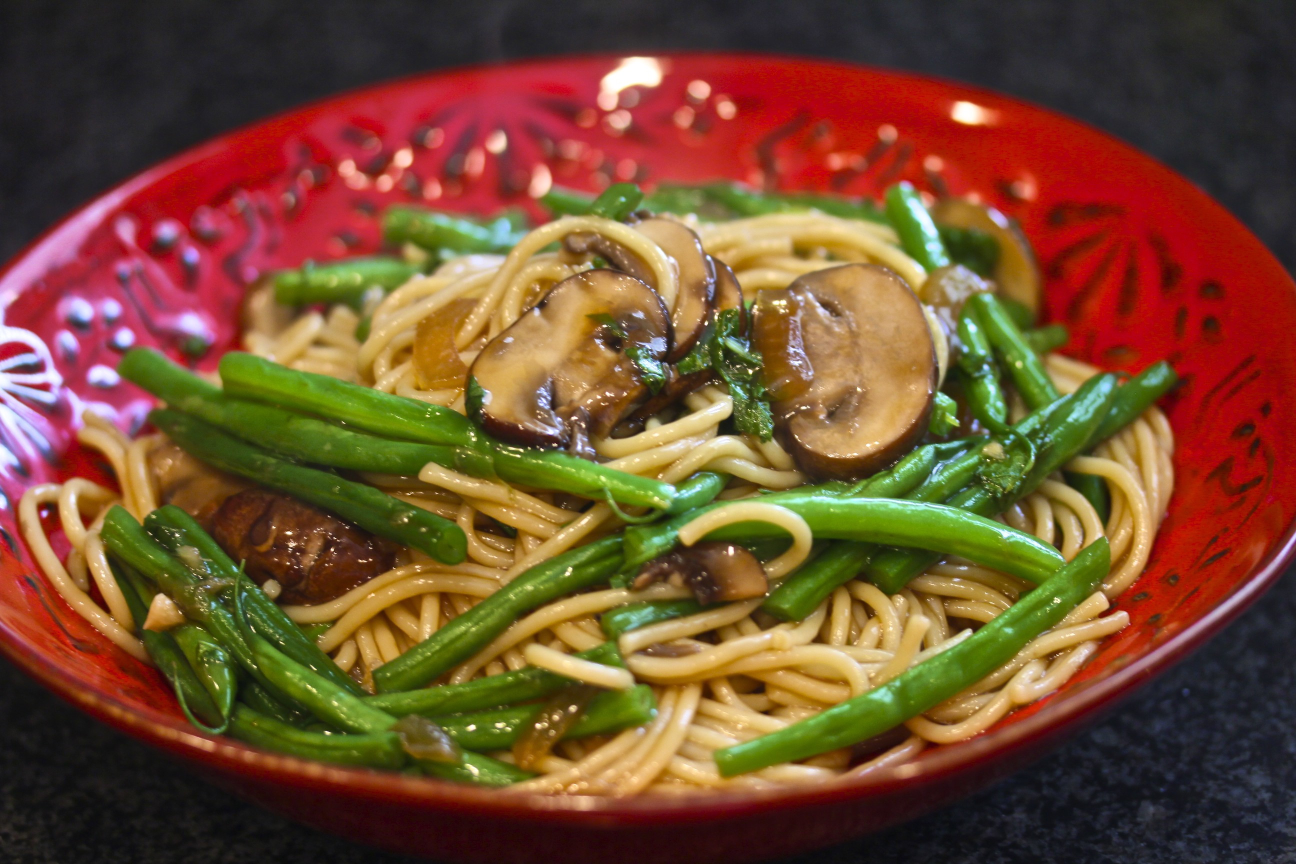 Low Carb Asian Noodles  Food