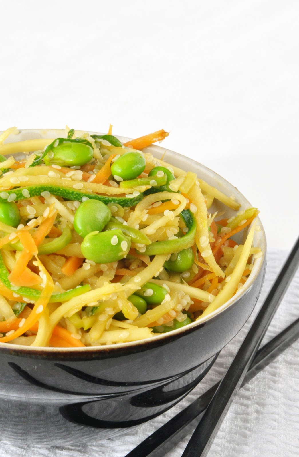 Low Carb Asian Noodles  5 minute low carb noodles